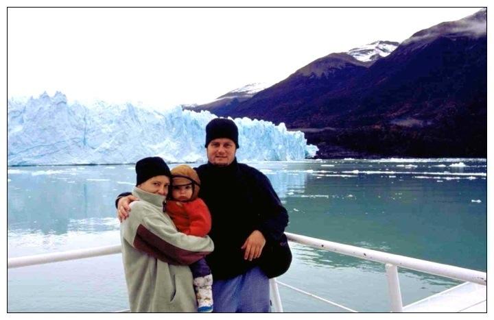 Glaciar Perito Moreno, Argentina 2003