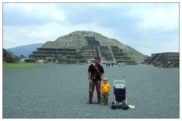 Teotihuacan, México 2004