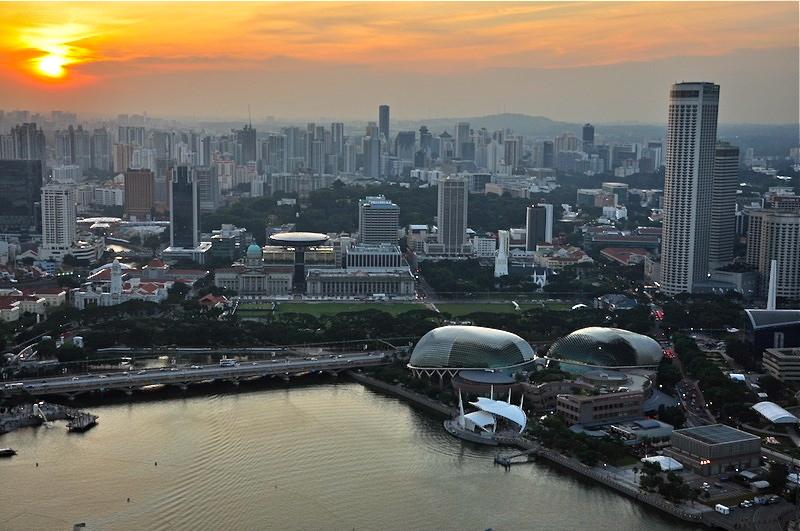 ruta por malasia