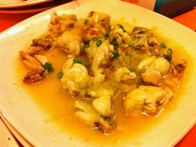 gastronomía en Malasia y Singapur