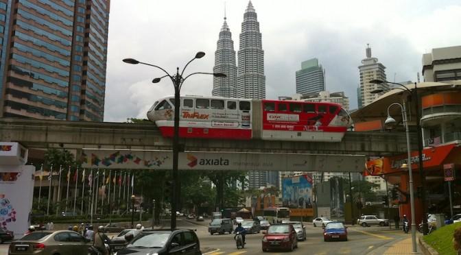 Alojamientos en Malasia