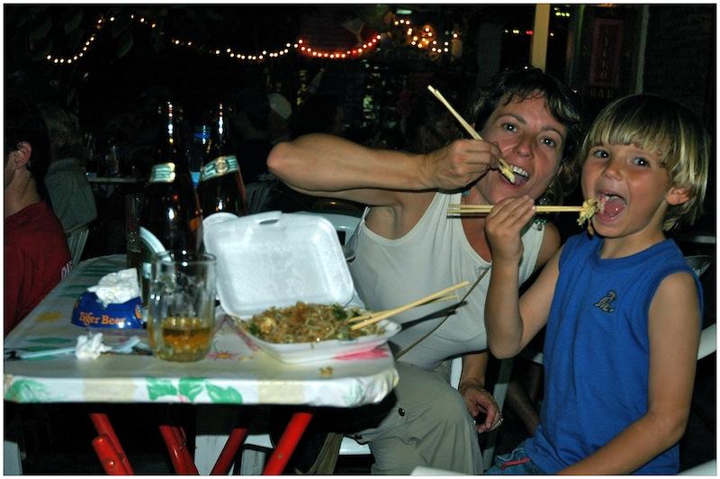 Bangkok, Tailandia 2007