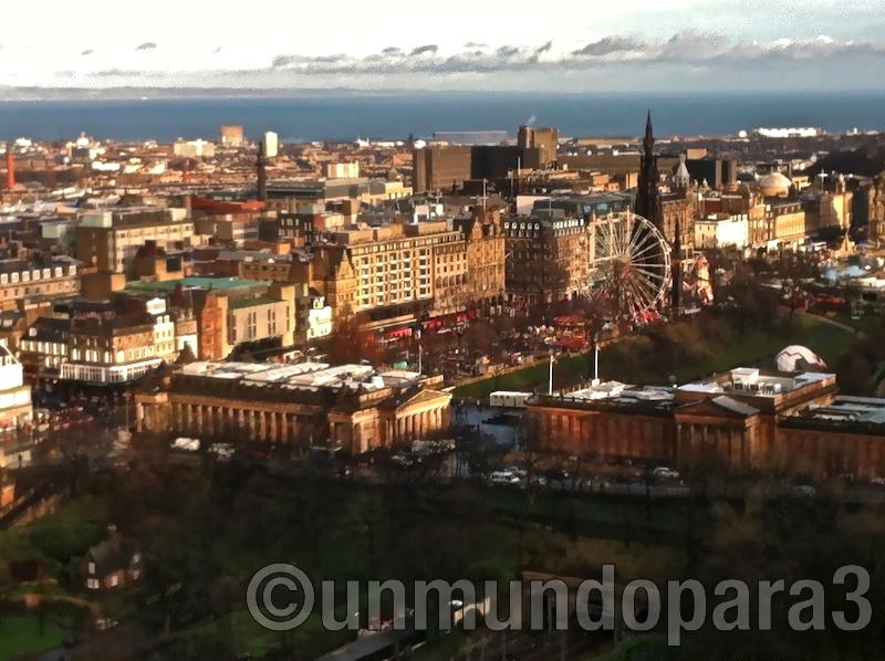 Nuestro Edimburgo