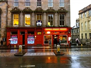 Edimburgo en navidad