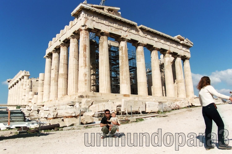 La Acrópolis, el centro del universo griego