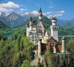 Füssen, ciudad de castillos