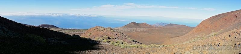 Caminata hasta el Volcán Chinyero