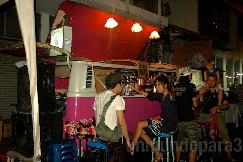 Bangkok - Kao San copas - unmundopara3