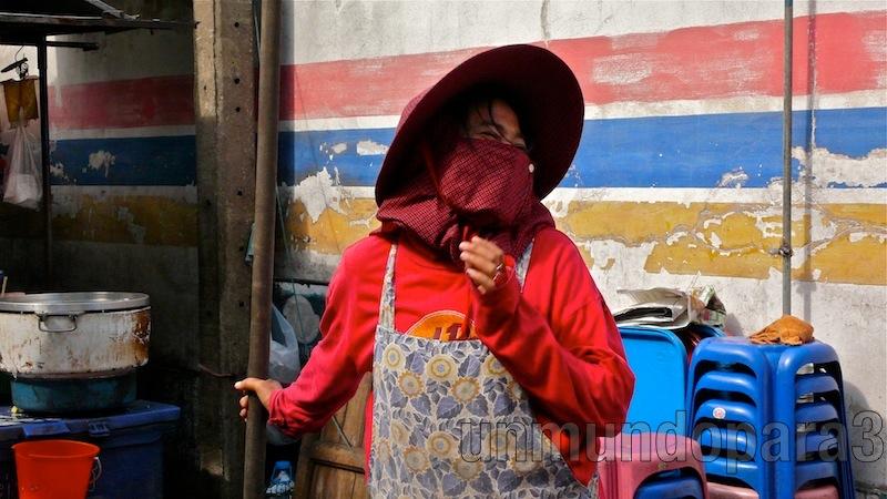 Bangkok - Trabajadora - unmundopara3
