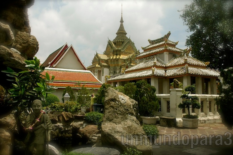 Bangkok - Wat Phar Kaew - unmundopara3