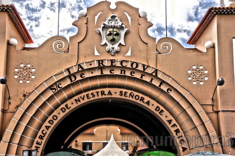 Nuestra Señora de Africa, el mercado de Tenerife