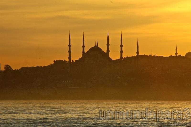 Estambul, el inicio de Un Mundo Para 3