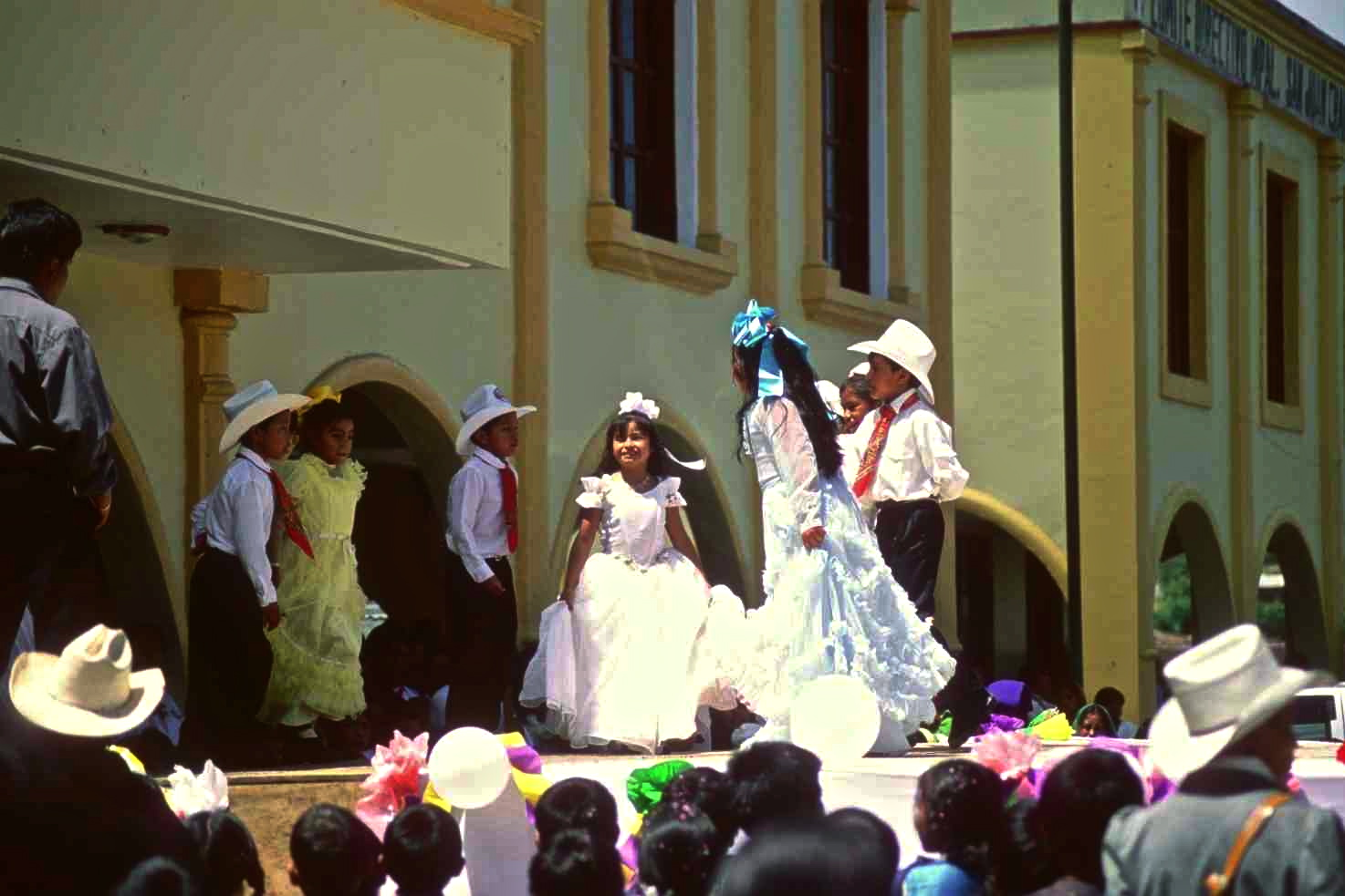 Celebramos el Día de las Madres en Chiapas, México