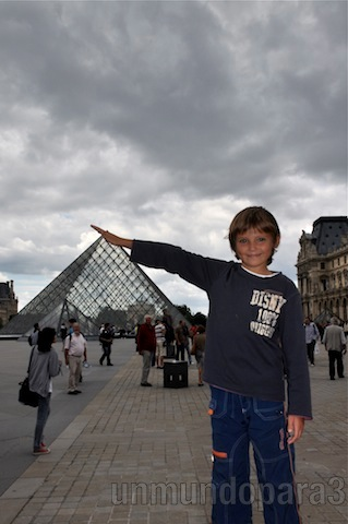 Francia con adolescentes