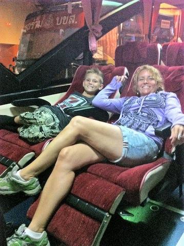 Como se reclinan los asientos
