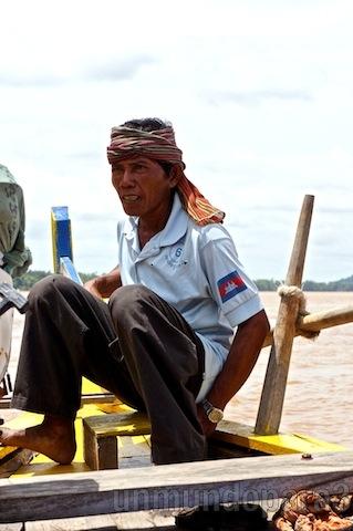 Barquero del Mekong