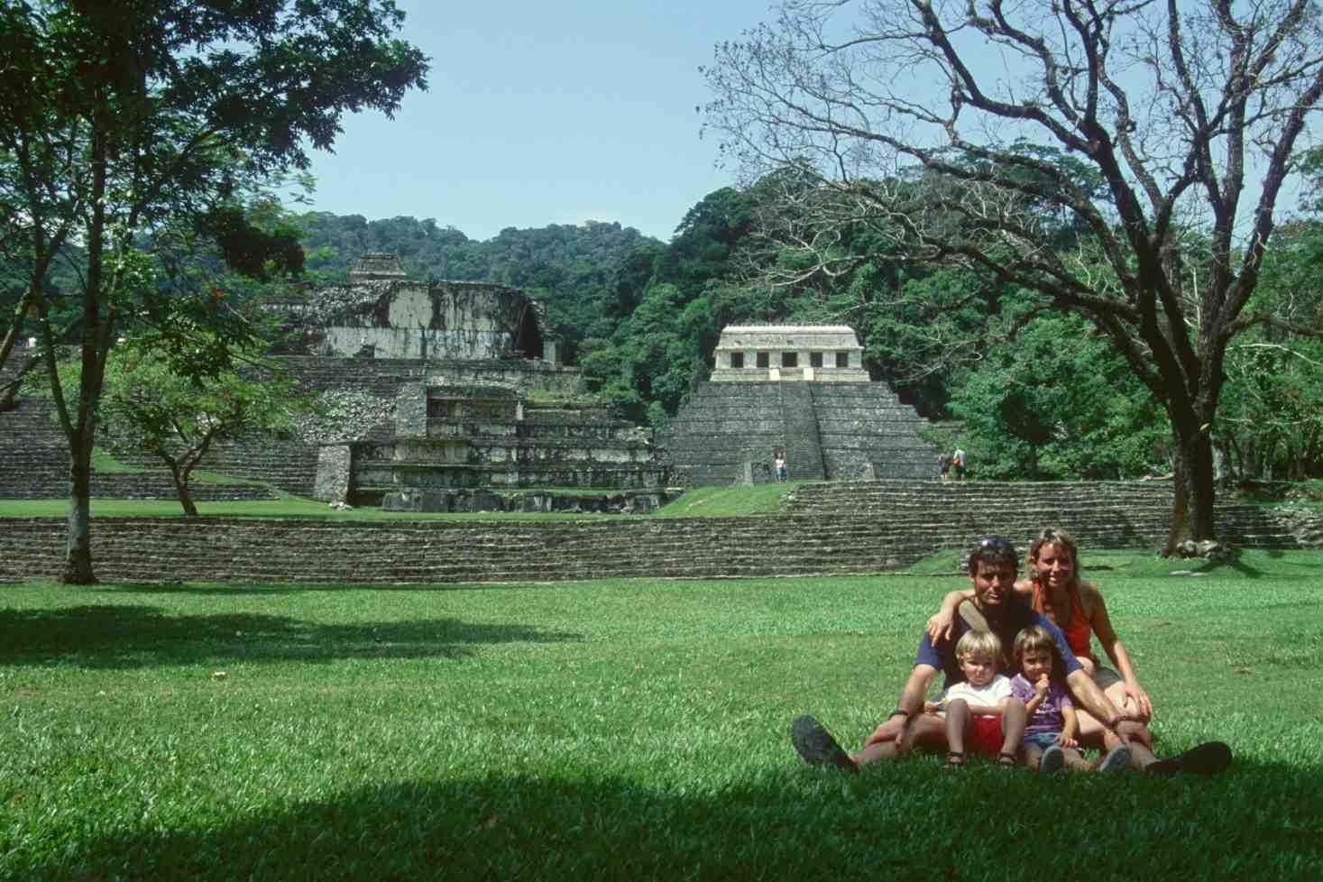 México, un paraíso para disfrutarlo en familia