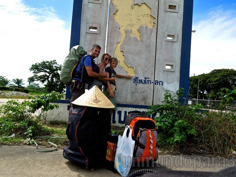 Nuestros últimos centímetros en Tailandia