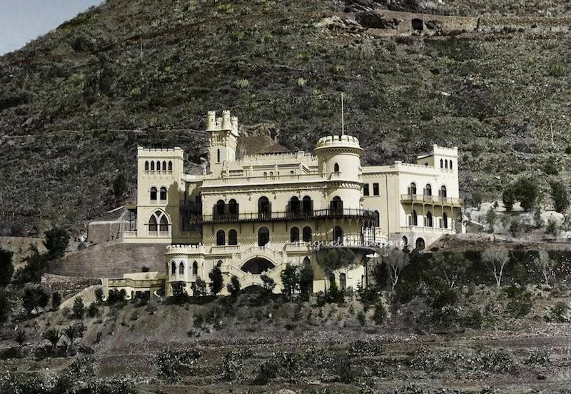 Quisisana, Castillo, Hotel y Colegio