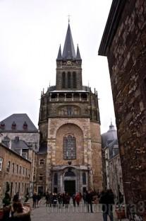 Aachen ciudad de Carlomagno