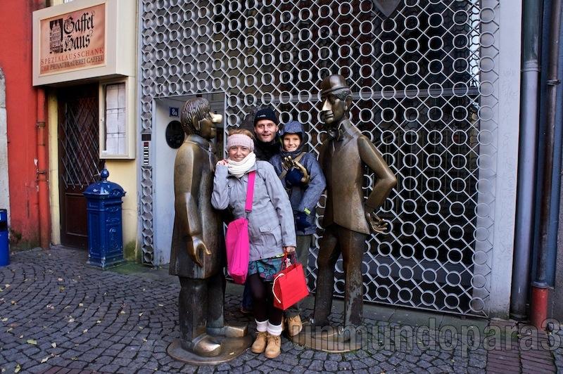 Tunnes y Schal historia de Colonia