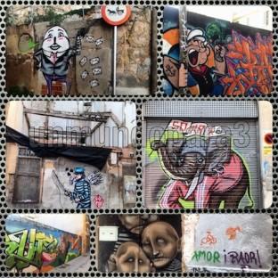 Arte Urbano en Palma