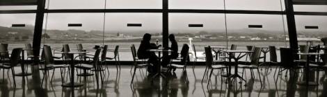 Momentos en un aeropuerto