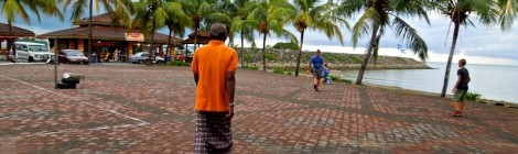 Kuala Besut, tranquilidad al paso del turista