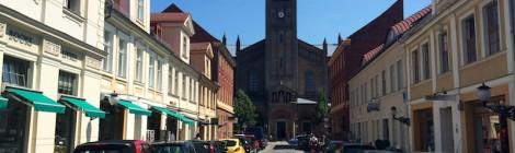 Potsdam ciudad de palacios