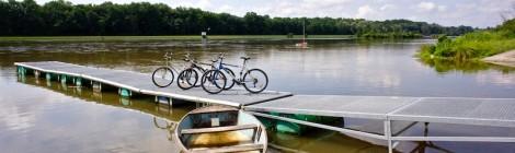 Cicloturismo familiar por el Danubio