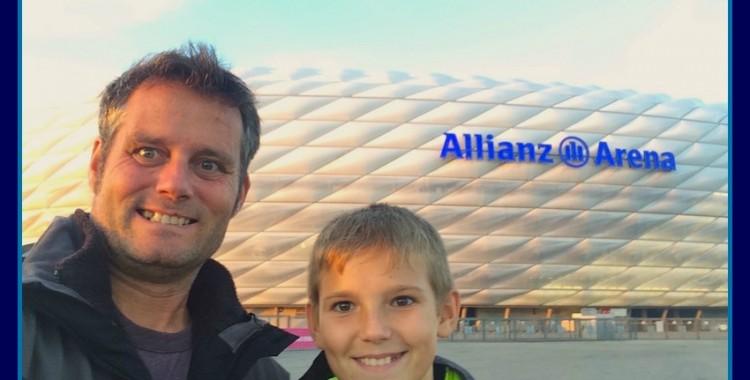 Tour en el Allianz Arena