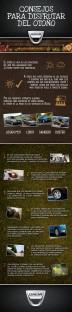 Consejos para disfrutar del otoño con Dacia