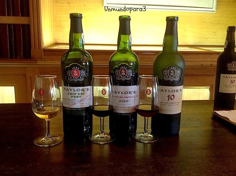 vinos de Oporto