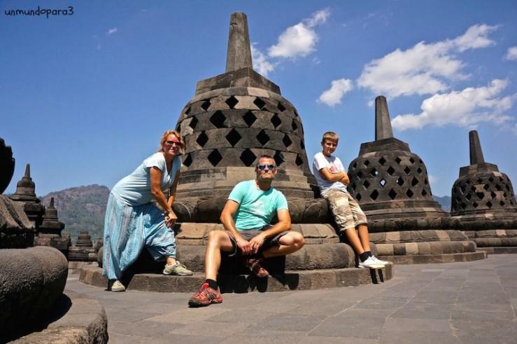 Borobudur y Prambaran