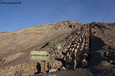 volcán Bromo
