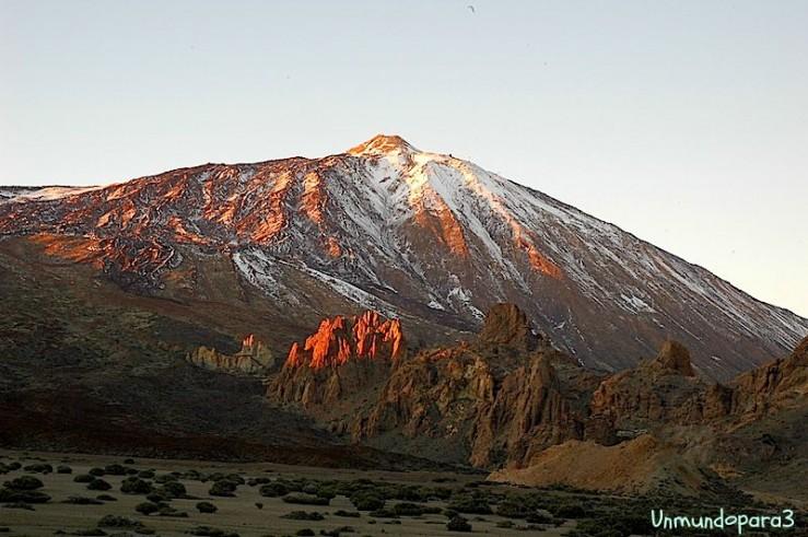 El Teide, curiosidades a 3.717 metros de altura