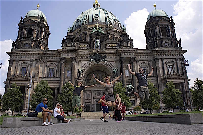 Berlin para adolescentes