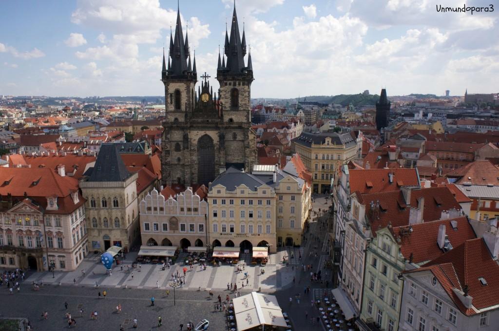 5 Destinos europeos y económicos para viajar en familia