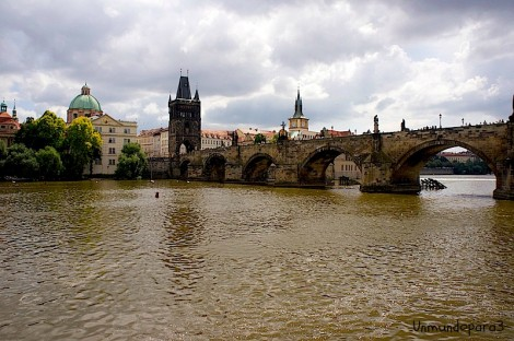Praga en familia