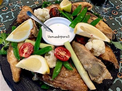 La Gastronomía de Cádiz