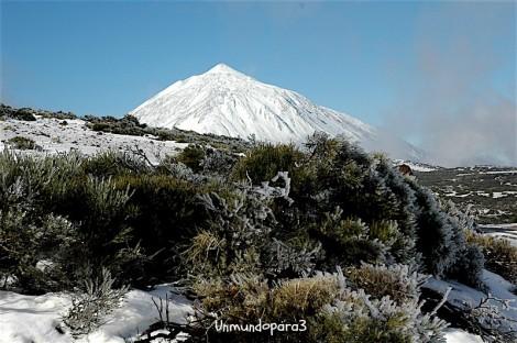 invierno en Tenerife