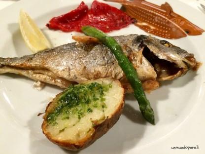 gastronomía de Sobrarbe
