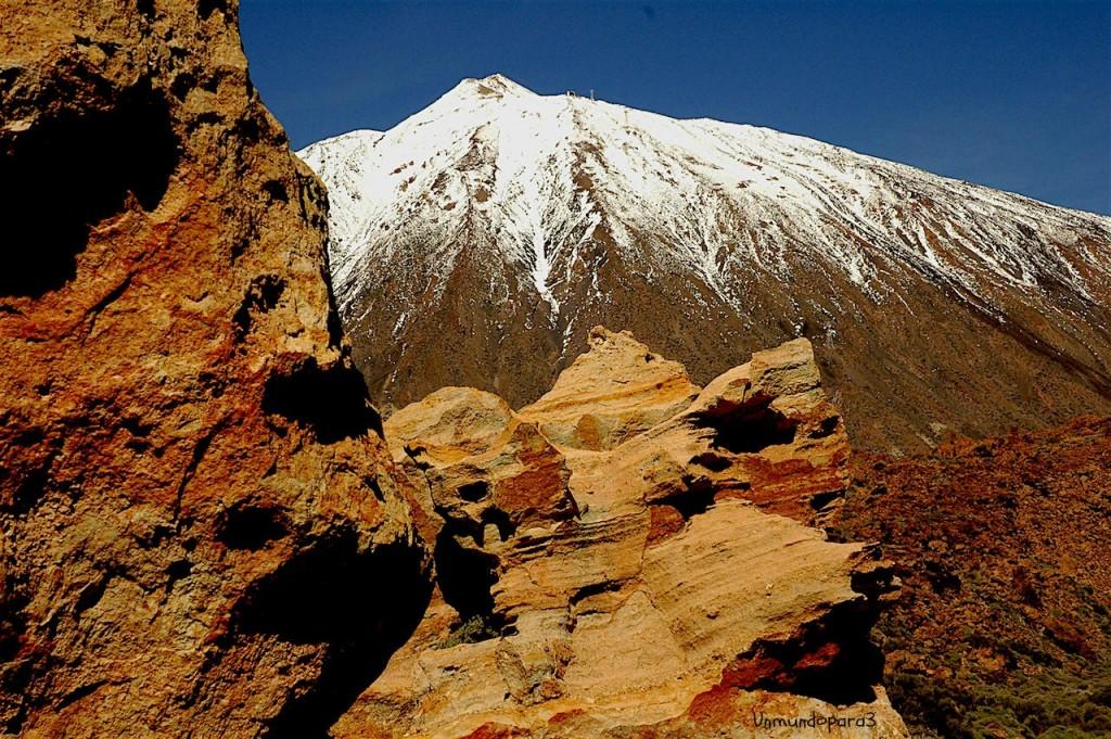 volcanes de Tenerife