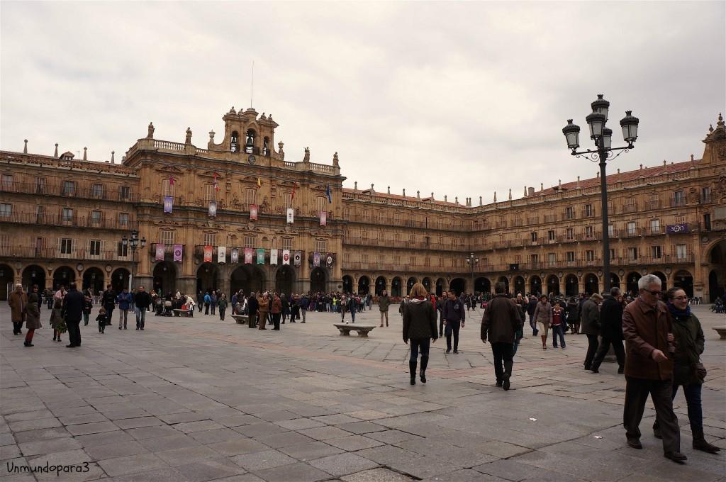 Plazas españolas