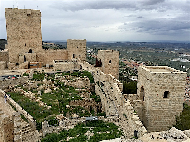 ruta de castillos