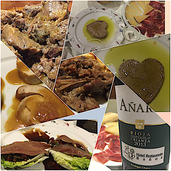 gastronomía de Jaén