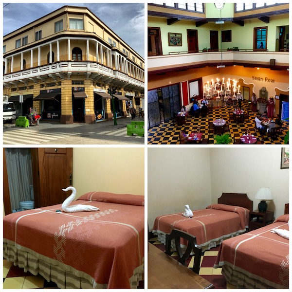 Donde alojarse en ciudad de Guatemala