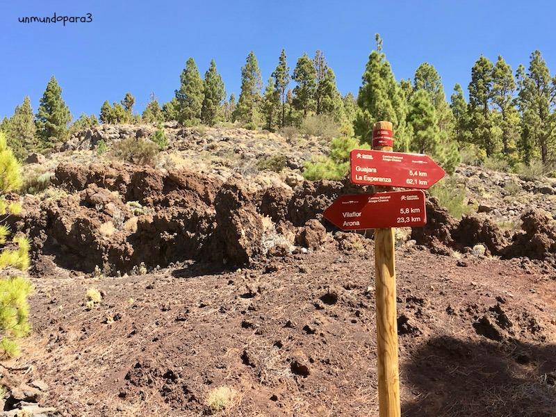Tenerife en Otoño