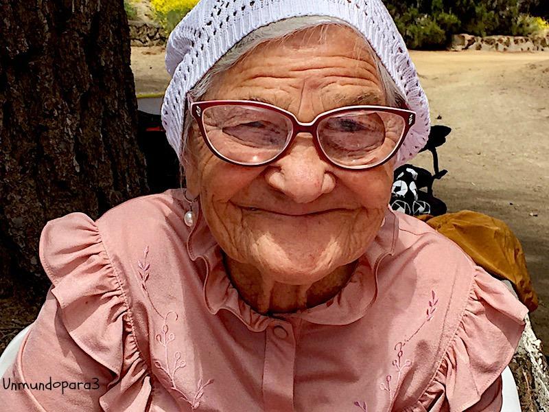 Abuela viajera