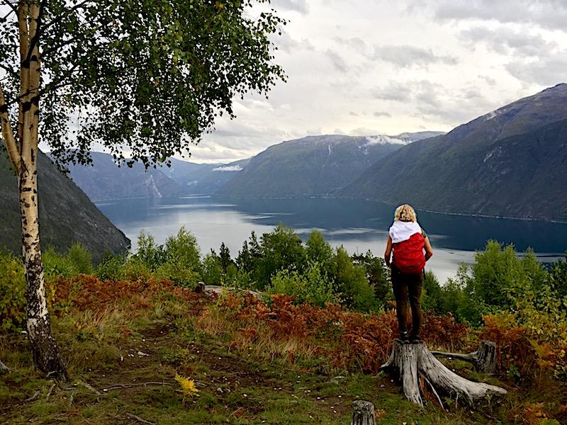 Noruega en familia